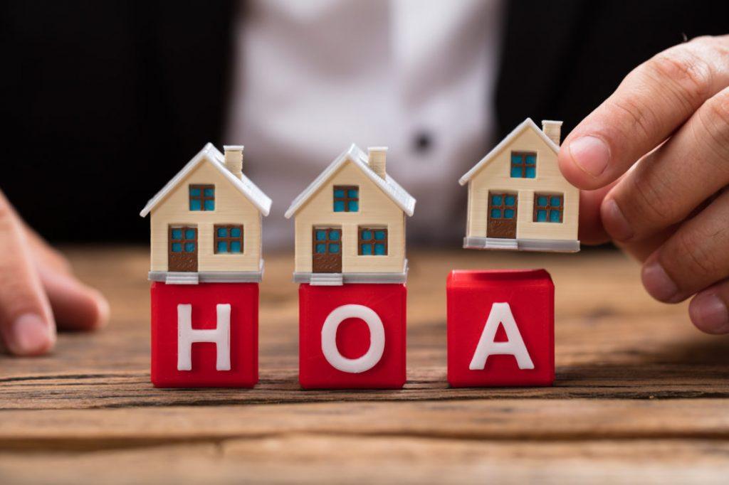 homeowners association management inc