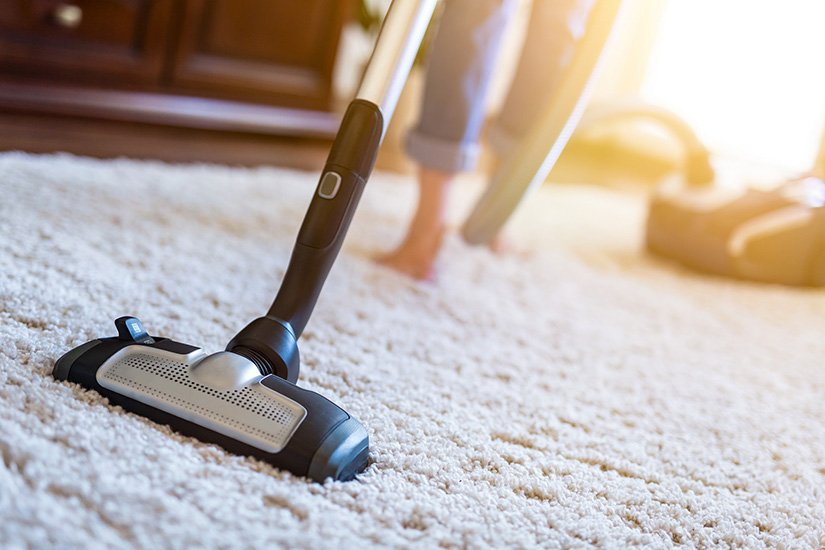 Carpet cleaning machine – Day to day maintenance